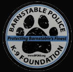 Barnstable Police K9 Foundation Logo